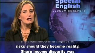Income Inequality Seen as World's Biggest Risk Over Next 10 Years voa special english 2013