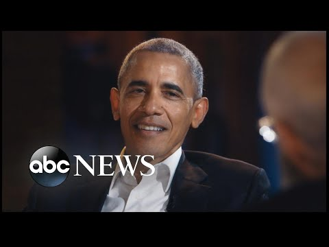 Obama\'s first talk show appearance since leaving office