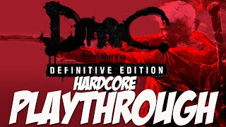 DmC: Devil May Cry Definitive Edition Hardcore Playthrough -1: Introductory Fellatio