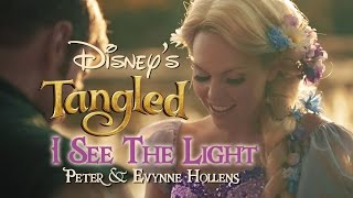 Repeat youtube video I See the Light - Tangled - Peter Hollens & Evynne Hollens