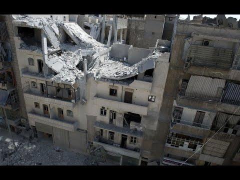 قتل 3 مدنيين واشتعال حرائق في الأحياء السكنية بالغوطة  - نشر قبل 1 ساعة