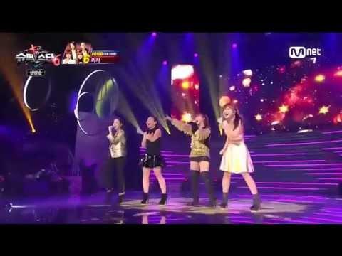 [Superstar K6] MICA  - Maria 김아중 곡