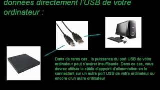 SP231 Graveur Lecteur DVD DVD-RW CD CDR Externe USB Ultra Plat www.yzyxy.com