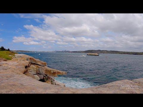 4K Watsons Bay Sydney AUSTRALIA Part 32 オーストラリア