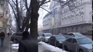 Флаг США, на здании СБУ в Киеве(Говорите, укры не рабы (колония), муха-ха-ха ))))))))))))))), 2014-12-10T14:53:43.000Z)