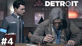 無機物にはジョークが通用しない【Detroit: Become Human】#4 thumbnail
