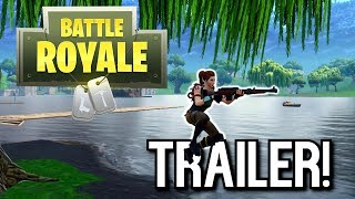 FORTNITE TRAILER - Battle Royale Gameplay! (Fan Made) Testing NEW Replay System
