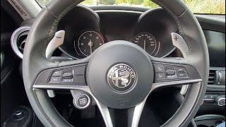 Installazione PADDLE sulla mia Alfa Giulia 2.2 all'Autoteam Srl di Verona. Montaggio e review