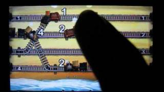 Train Conductor for iPhone and iPod Touch - Cairns playtest (level 2)