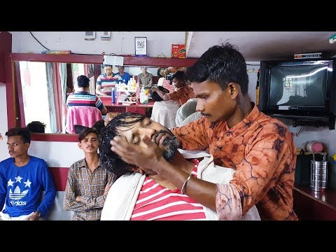 The Master Cracker Is Back Again With His Amazing Neck Cracking Head Massage | Indian Massage