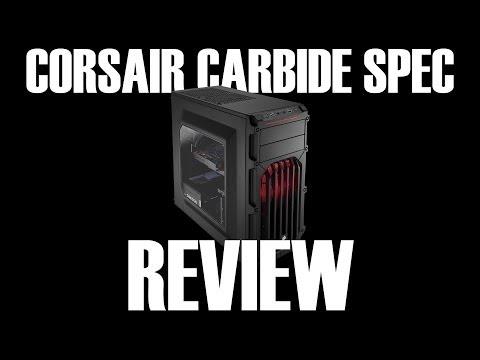 Corsair Carbide Spec 01 02 03 Review