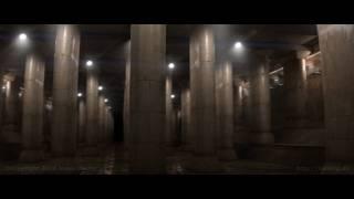 3D environment: Tokyo Underground Drainage System