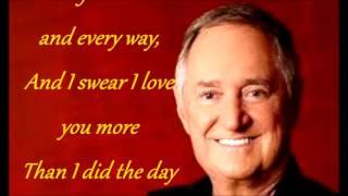 Love Keeps Getting Stronger Every Day  NEIL SEDAKA (with lyrics)