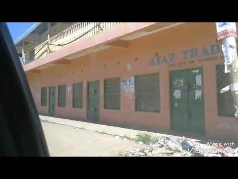 Kamwala Shopping Centre, Lusaka, Zambia