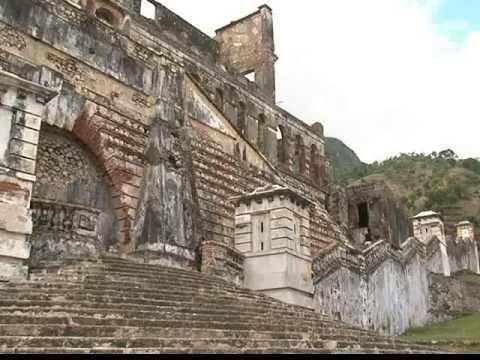 Palacio de Sans Soucí: toda una historia en ruinas