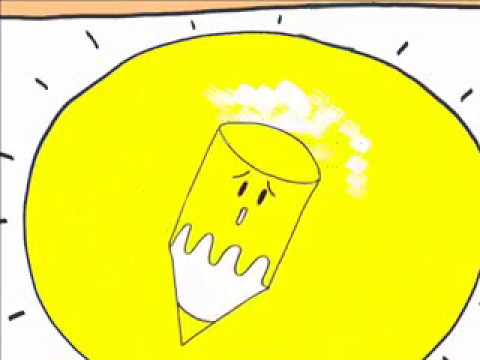 Cuento animado el lapiz amarillo youtube - Dibujo pared habitacion infantil ...