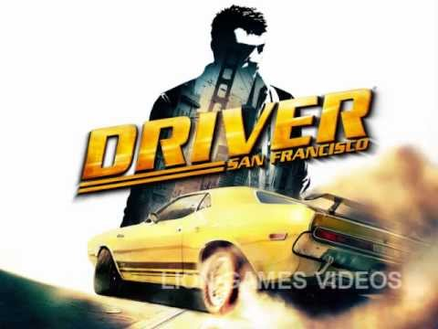 Driver San Francisco - (OST) Official Theme Music [HD] - Lion Games