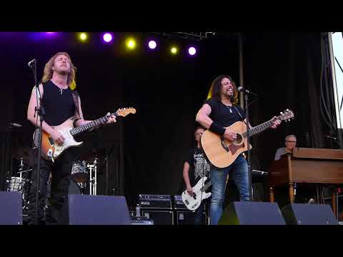 Kenny Wayne Shepherd Band - Heat of the Sun - 5/20/18 Chesapeake Bay Blues Festival