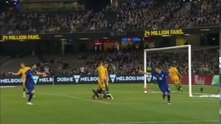 Australia - Greece 0-1 (8' Petros Mantalos)