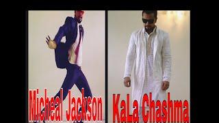 KaLa Chashma    Cover Dance    Micheal Jackson Mix by Hr Komol   BAAR BAAR DEKHO   