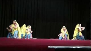 SKA UK Mahotsav 2011: Garba - Odhani