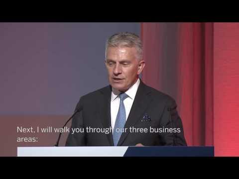 CEO Speech at Annual General Meeting 2017 | Wärtsilä