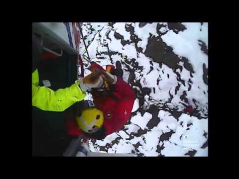 Snowdon Area Caernarfon rescue