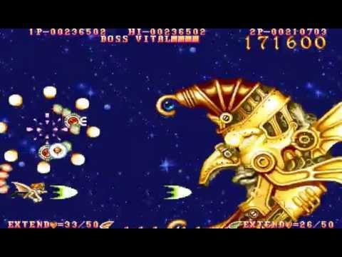Three Wonders: Chariot arcade 2 player Netplay 60fps