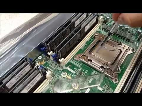 UCS 5108 // Cisco UCS B200 M3 Blade Server Installation // Hardware