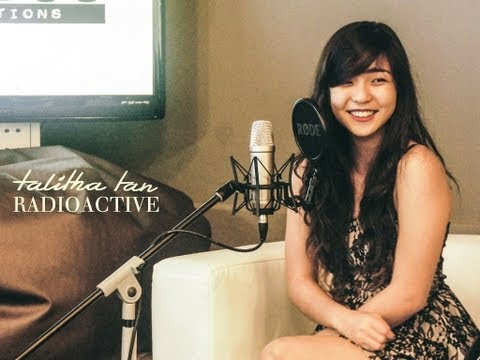 Radioactive - Imagine Dragons - Talitha Tan (ft. Vincent Chan, Michael Joshua, Mark Christopher)