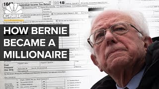 How Bernie Sanders Became A Millionaire