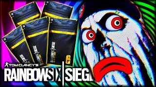 GRINDING FOR MORE ALPHA PACKS | Ranked PC Gameplay (Rainbow Six Siege)
