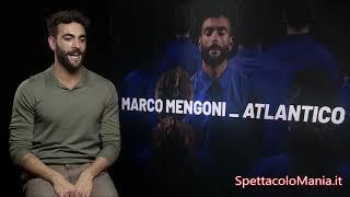 Marco Mengoni racconta Atlantico, su SpettacoloMania.it