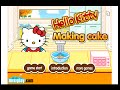 Cooking Videos For Kids -  Hello Kitty Cooking Games