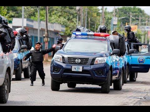 BCIE mantendrá financiamiento a policía de Nicaragua