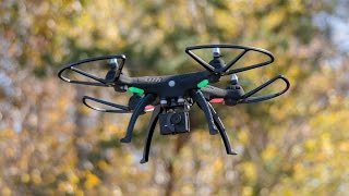 HOLY STONE HS300 RC QUADCOPTER WITH 1080P 120° WIDE ANGLE HD CAMERA