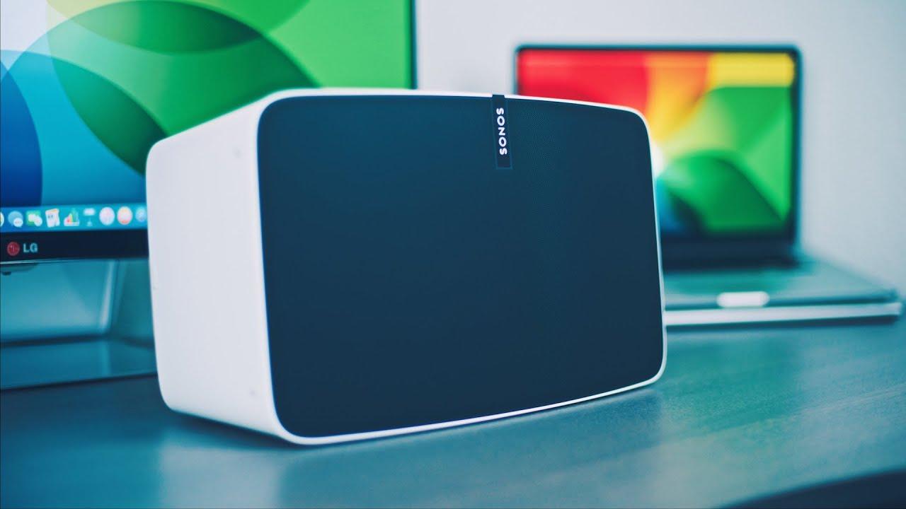 Sonos Neuer Play5 Lautsprecher Im Review Youtube