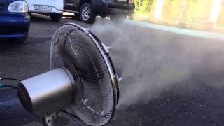 Система туманообразования TumanProfi(Система туманообразования (охлаждения) воздуха для открытых пространств (веранд ресторанов, частных владе..., 2014-05-20T05:59:38.000Z)