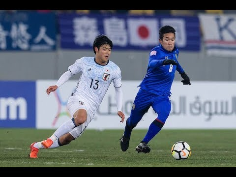 Thailand 0-1 Japan (AFC U23 Championship 2018: Group Stage)