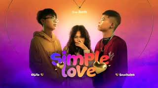 Simple Love/obito-seachain-davis-lena(1hours)