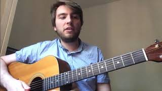 Guitar with Oliver Day - Beginner warm up scales - G major