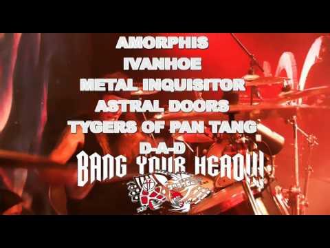 Bang Your Head 2011
