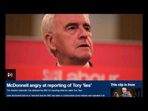 John McDonnell BBC TODAY PROGRAMME