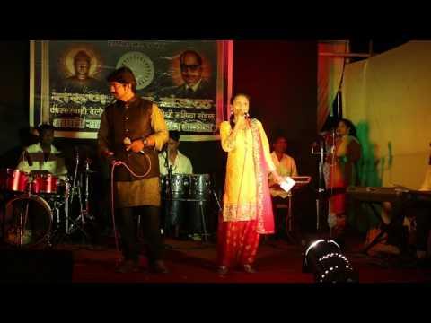 Amazing performance by Rohita tambe & Rahul mohite