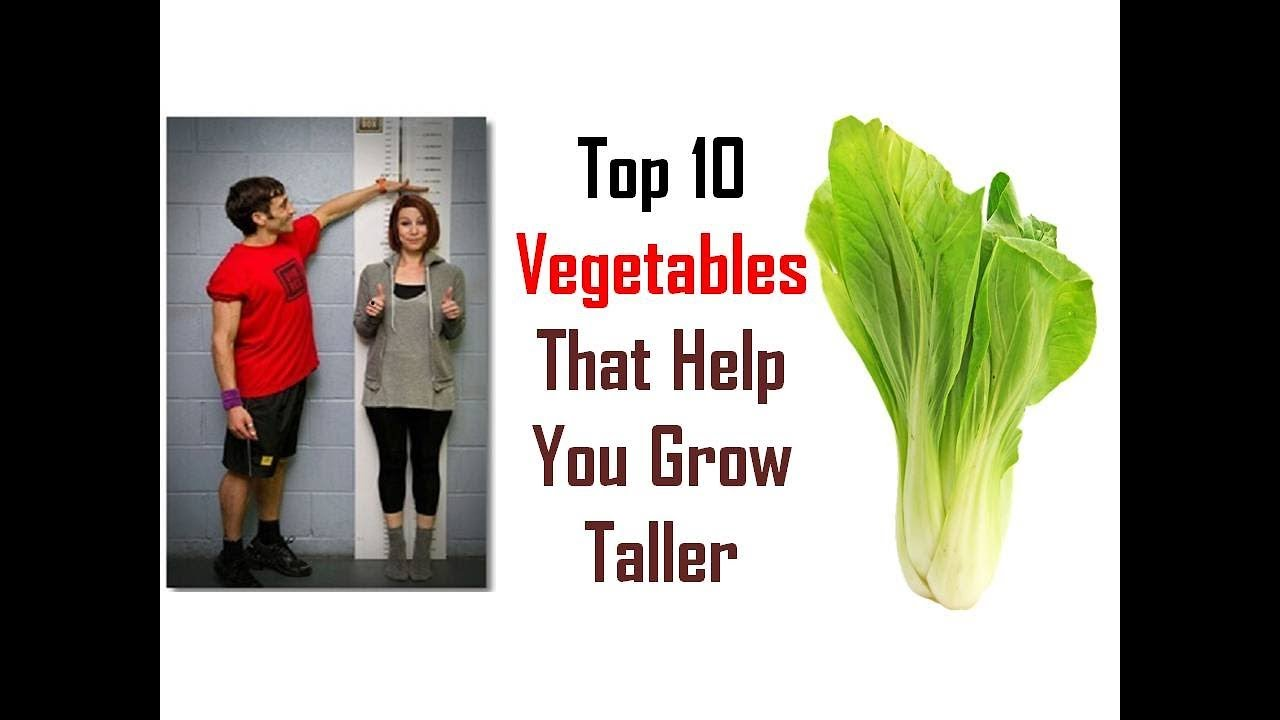 Top 10 Vegetables That Help You Grow Taller How To Increase Height