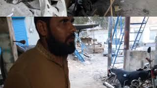 Mehran boss full modified