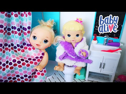Baby Alive Bailey Night Routine
