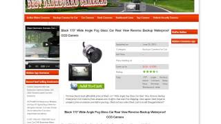 Car Back Up Camera | Best Rear View Camera For Cars,Trucks, RV
