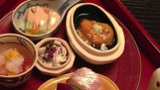 Ajikitcho Bunbuan - 1 Michelin Star - Osaka