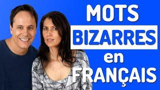 MOTS DIFFICILES EN FRANÇAIS | Vocabulaire français